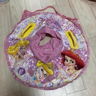 ディズニー(Disney)の浮き輪とアームヘルパー(マリン/スイミング)