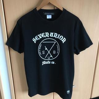 セブンユニオン(7UNION)のUSA購入 7union スケボーライン Tシャツ 7USB(Tシャツ/カットソー(半袖/袖なし))