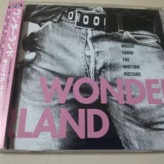 映画サントラCD「ワンダーランドWONDERLAND」●(テレビドラマサントラ)