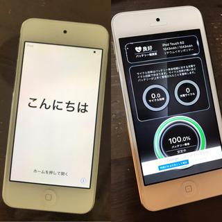 アイポッドタッチ(iPod touch)のiPod touch 6世代 16G(スマートフォン本体)