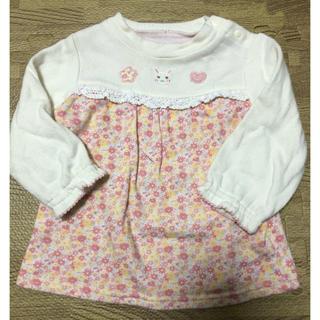 クーラクール(coeur a coeur)のクーラクール ハイネックTシャツ80(Tシャツ)
