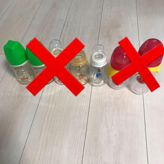 チュチュベビー哺乳瓶1本(哺乳ビン)