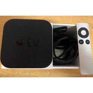 アップル(Apple)のApple TV  MD199J/A(A1469) 第3世代(その他)