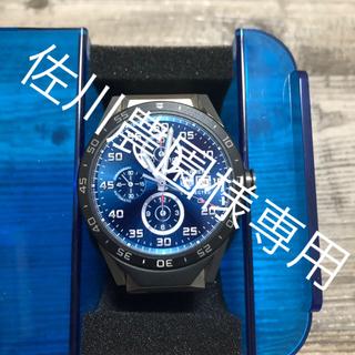 タグホイヤー(TAG Heuer)の佐川農園様専用  タグホイヤーコネクテッド チタンベルト(腕時計(デジタル))
