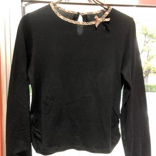 バーバリーブラックレーベル(BURBERRY BLACK LABEL)のバーバリーブラックレーベル   長袖カットソー  150  (Tシャツ/カットソー)