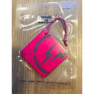 フラグメント(FRAGMENT)のfragment design × retaW car tag(その他)