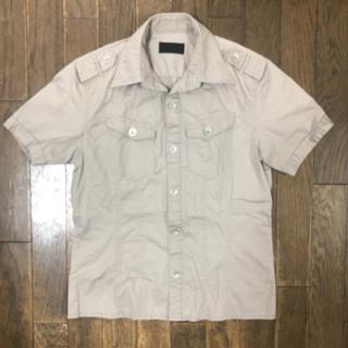 エイエスエム(A.S.M ATELIER SAB MEN)のA.S.M半袖シャツサイズ表記48(シャツ)