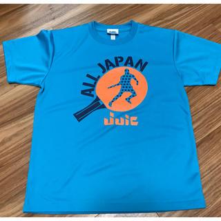 ジュウイック(JUIC)の卓球 練習着 Tシャツ JUIC(卓球)