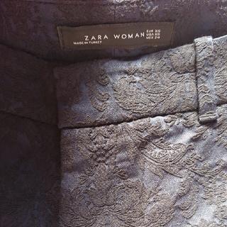 ザラ(ZARA)のZARA ジャガード パンツ(チノパン)