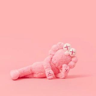 シュプリーム(Supreme)のKaws bff limited flash pink ぬいぐるみ 3000限定(ぬいぐるみ)