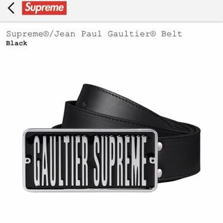 シュプリーム(Supreme)のサイズ(S/M) Supreme Jean Paul Gaultier ベルト(ベルト)