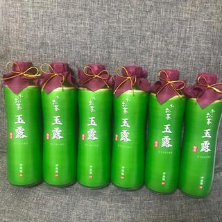 イトウエン(伊藤園)の【限定】おーいお茶玉露 瓶 6本セット(茶)