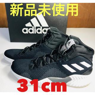 アディダス(adidas)のadidas PRO BOUNCE 2018 31cm 新品未使用タグ付き(バスケットボール)