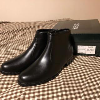 レインシューズ  男性用ビジネスシューズ Sサイズ(長靴/レインシューズ)
