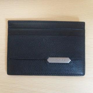 accab606544f ブルガリ(BVLGARI)のBVLGARI パスケース カードケース 定期入れ(名刺入れ/