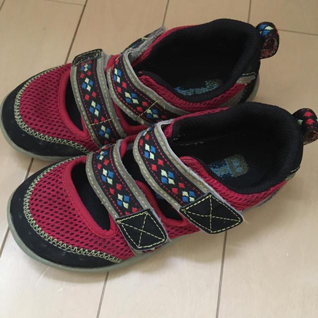 G.T. HAWKINS(ジーティーホーキンス)のマリンシューズ18cm キッズ/ベビー/マタニティのキッズ靴/シューズ (15cm~)(アウトドアシューズ)の商品写真
