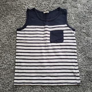 ジーユー(GU)の【130】タンクトップGU未使用(Tシャツ/カットソー)