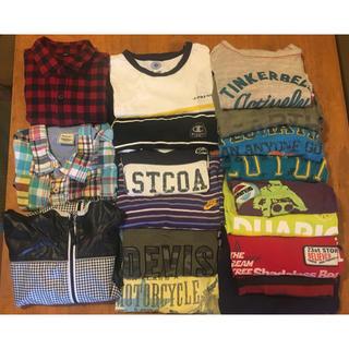 ティンカーベル(ティンカーベル)の男の子 服まとめ売り 140サイズ(Tシャツ/カットソー)