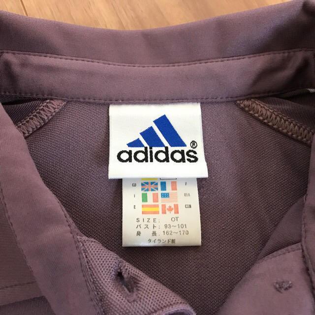 adidas(アディダス)のアディダス レディース ウェア トップス スポーツ/アウトドアのテニス(ウェア)の商品写真