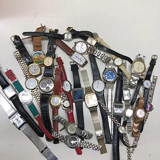 ジッポー(ZIPPO)のジャンク時計色々まとめて30本(その他)