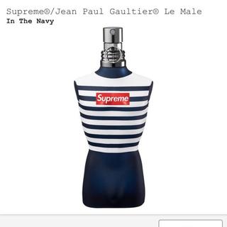 シュプリーム(Supreme)のsupreme jean paul gaultrer le male 香水(香水(男性用))
