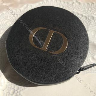 ディオール(Dior)の【新品未使用】ディオール 非売品 小銭入れ コインケース ミニポーチ ブラック(コインケース)