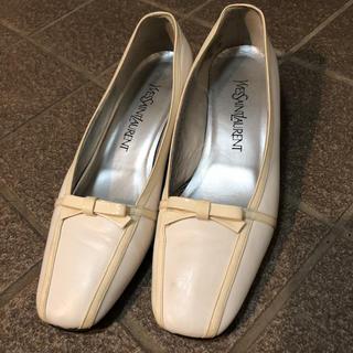 サンローラン(Saint Laurent)のサンローラン 24.0(ローファー/革靴)