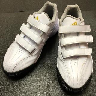 アディダス(adidas)の【未使用品 迅速発送】 adidas 21.0cm 野球 トレーニングシューズ(シューズ)