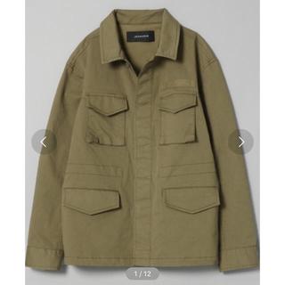 ジーナシス(JEANASIS)のJEANASIS M65ジャケット(ミリタリージャケット)