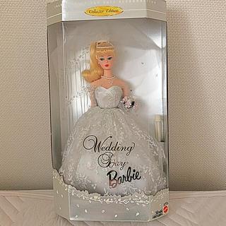 バービー(Barbie)の【お値下げ】ウェディング デイ★バービー ★1995年(ぬいぐるみ/人形)