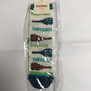 ティンカーベル(ティンカーベル)の新品未使用 キッズ 靴下 ティンカーベル(靴下/タイツ)