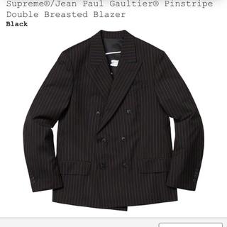 シュプリーム(Supreme)の専用 Pinstripe Double Breasted Blazer(その他)