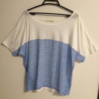 バビロン(BABYLONE)のバビロン(saloon)Tシャツ(Tシャツ(半袖/袖なし))