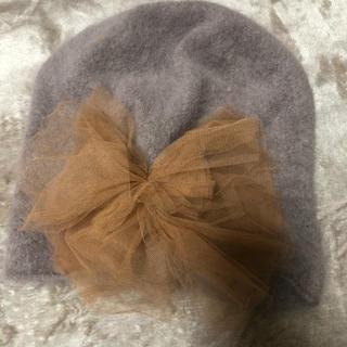 カシラ(CA4LA)のカシラの帽子(ニット帽/ビーニー)
