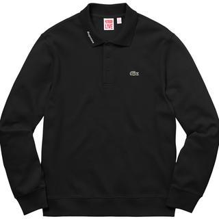 シュプリーム(Supreme)のSupreme LACOSTE L/S Jersey Polo S(ポロシャツ)