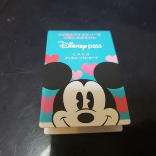 ディズニー(Disney)のディズニーパスカード 特典カード(その他)