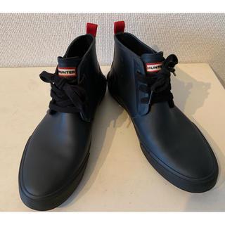 ハンター(HUNTER)のHUNTER  BAKERSON W25239 NAVY(長靴/レインシューズ)