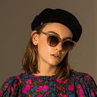 ミラオーウェン(Mila Owen)の新品 Mila Owen ベレー帽(ハンチング/ベレー帽)