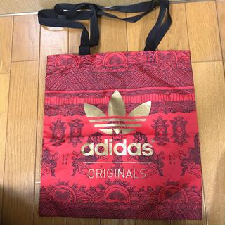 アディダス(adidas)のポリエステル トートバッグ(トートバッグ)