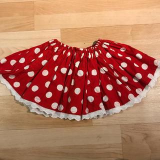 ミニーちゃん風スカート(スカート)