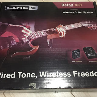 LINE6 Relay G30 ワイヤレスシステム(その他)