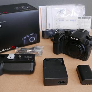 パナソニック(Panasonic)のPanasonic LUMIX GH4 V-logアップグレード済(デジタル一眼)
