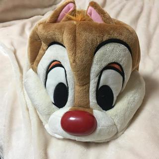 ディズニー(Disney)のディズニー デール かぶりもの 帽子(キャラクターグッズ)