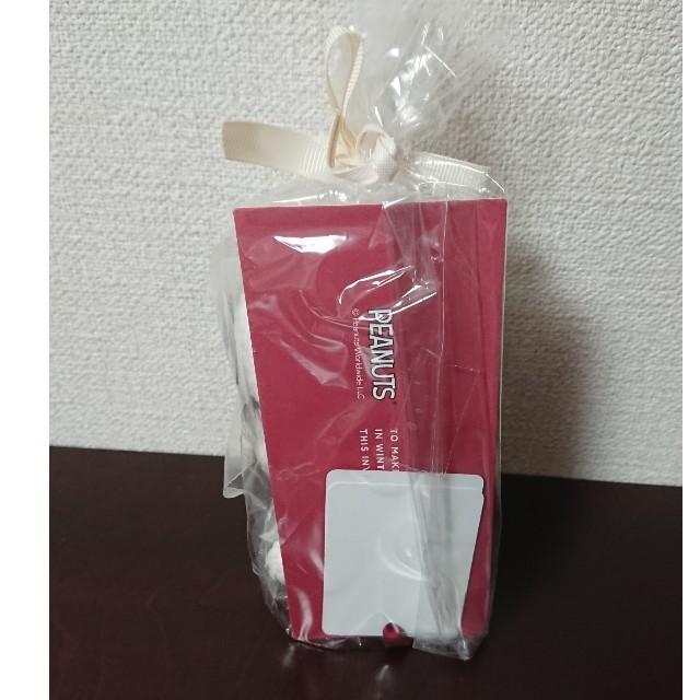 gelato pique(ジェラートピケ)のジェラートピケ スヌーピー ガラガラ キッズ/ベビー/マタニティのおもちゃ(がらがら/ラトル)の商品写真
