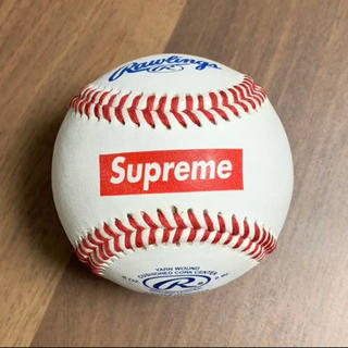Supreme Rawlings baseball ボール(その他)
