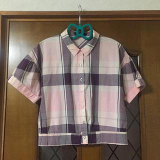 カスタネ(Kastane)の半袖シャツ 値下げ(シャツ/ブラウス(半袖/袖なし))