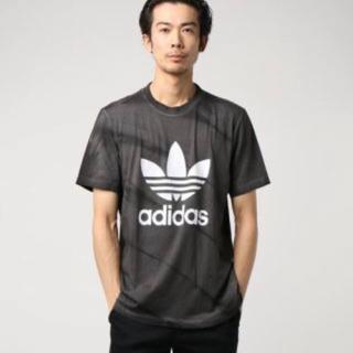 アディダス(adidas)の【adidas 】 アディダス 新品 タイダイ トリフォイルロゴ Tシャツ(Tシャツ/カットソー(半袖/袖なし))