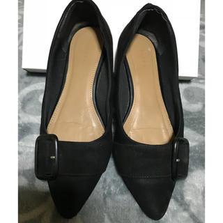 ランダ(RANDA)の〈RANDA〉黒ローファー(ローファー/革靴)