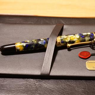 アウロラ(AURORA)の限定生産品 アウロラ 88 サトゥルノ(土星) 万年筆(ペン/マーカー)