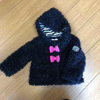 ジェニィ(JENNI)のSISTER JENNI BABY コート 90(ジャケット/上着)